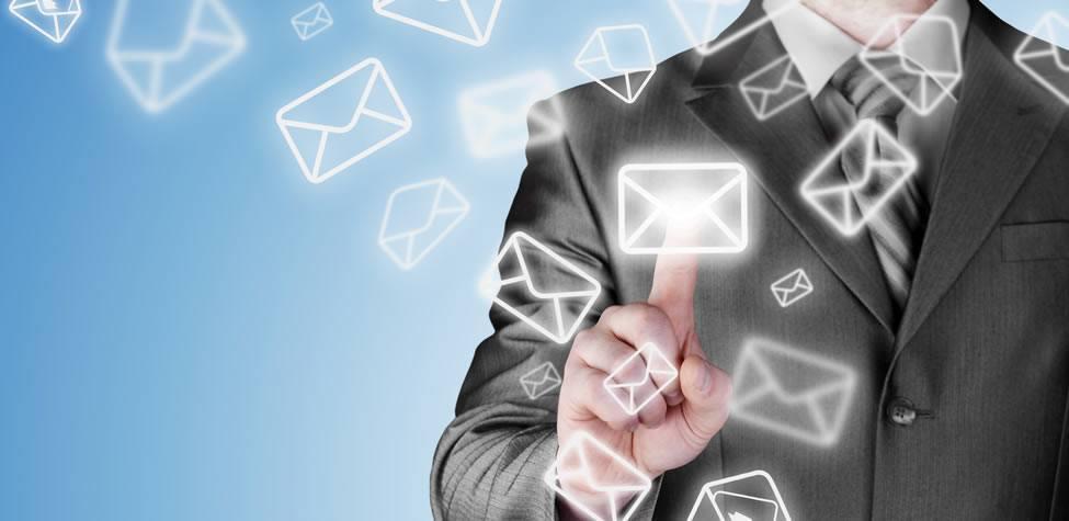 E mailadressen verzamelen