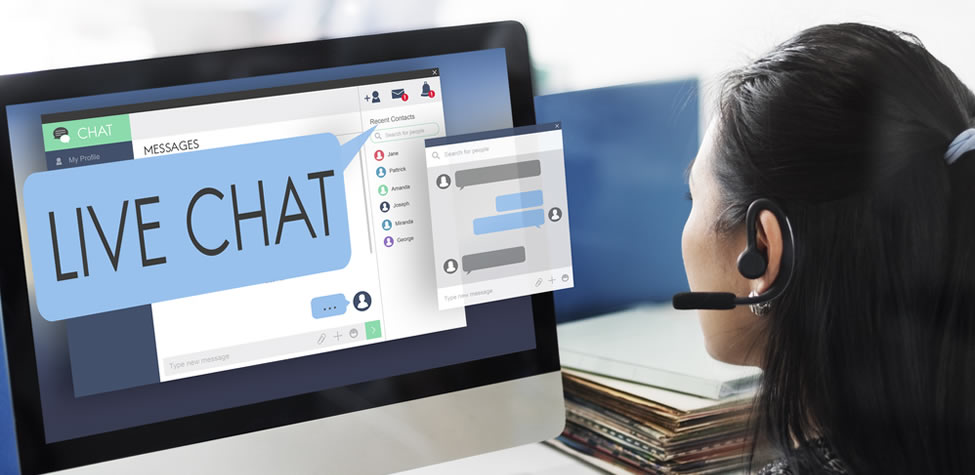 Gratis live chat support
